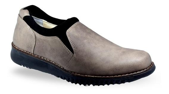 Zapato Vestir Náutico Hombre Serafinne Wolf 1697 ¡oferta!