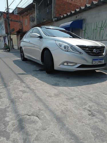 Imagem 1 de 7 de Hyundai Sonata 2012 2.4 16v Aut. 4p
