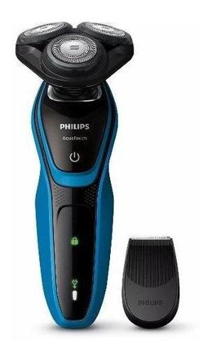 Afeitadora Eléctrica Philips Aquatouch S5070/04 Uso Humedo