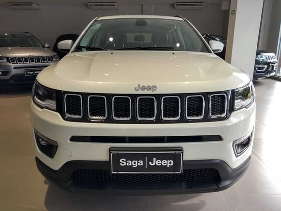 Jeep Compass Longitude Flex 05 Passageiros