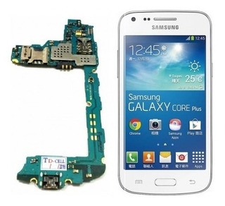 Placa Mãe Samsung Sm- G3502 100% Funcionando Galaxy Core