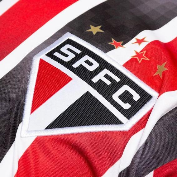 Camiseta Oficial São Paulo Nova 2019 Blusa +brinde