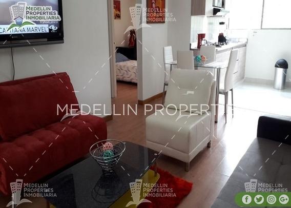 Arriendo De Apartamento Económico En Medellin Cod: 5071