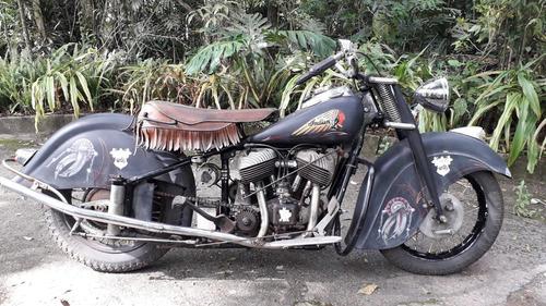 Moto Indian Chief 1946 - 1200 Cc