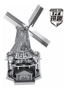 Maqueta 3d Metálica Piece Fun Como Metal Earth