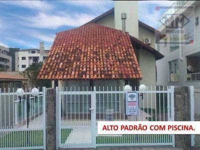 Casa Residencial À Venda, Ingleses/ Santinho, Florianópolis. - Ca0853
