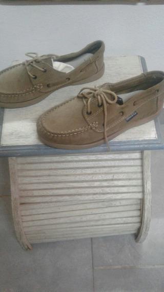 Zapatos De Gamuza Mimo