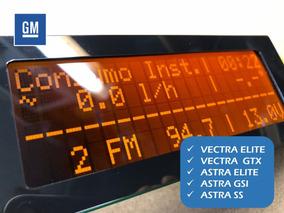 Computador De Bordo Vectra Elite Astra Ss Gtx Mid 32 (leia)