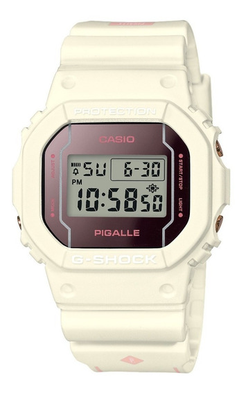 Relógio Casio G-shock Dw-5600pgw-7dr Pigalle