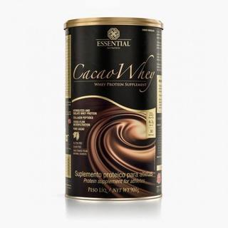 Cacao Whey - Essential Nutrition - 900g