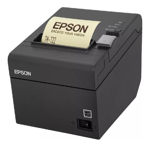 Impressora Não Fiscal Epson Tm-t20 - Usb - Guilhotina