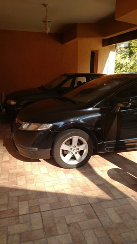 Honda Civic 1.8 Lxs 4p 2007
