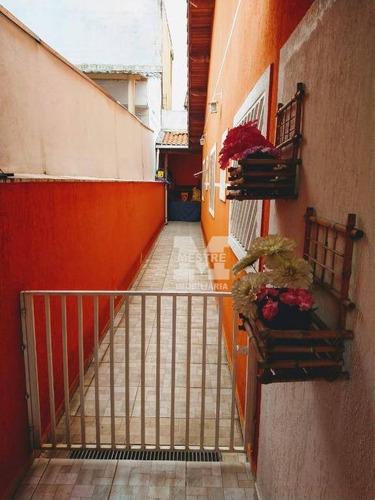 Imagem 1 de 15 de Casa Com 2 Dormitórios À Venda, 89 M² Por R$ 380.000,02 - Jardim América - Guarulhos/sp - Ca0482