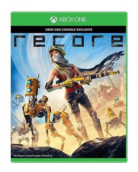 Jogo Recore Xbox One Mídia Física