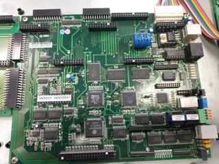 Placa Mae 70262 Central Leucotron Active 100 Ip 100% Ok