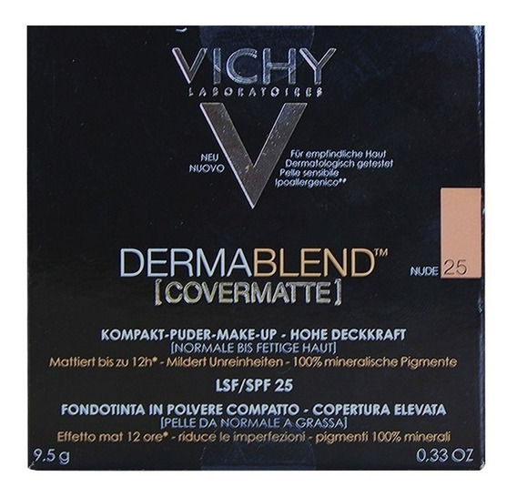 Vichy Dermablend Covermatte Compact 25 9.5g