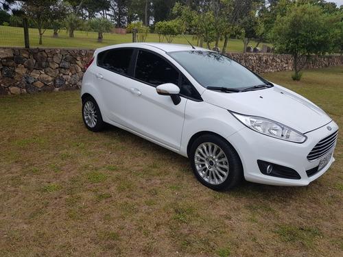 Ford Fiesta Kinetic Design 1.6  Se At 120cv Automatico