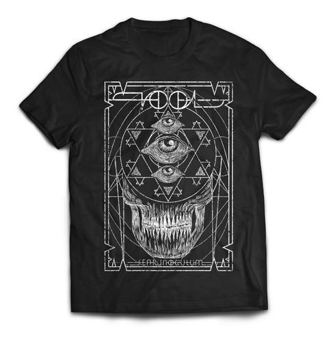 Camiseta Tool Fear Inoculum Rock Activity