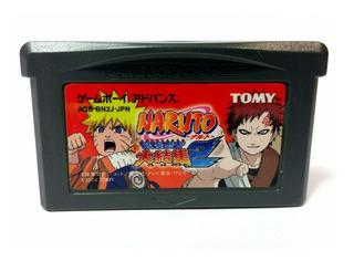 Naruto Saikyou Ninja Daikesshu 2 / Ninja Council 2 Gba