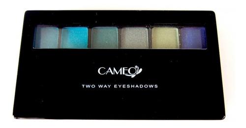 Sombras Por 6 Colores Portátil