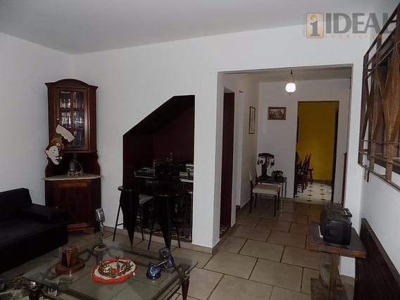 Sobrado Residencial À Venda, Marapé, Santos - So0162. - So0162