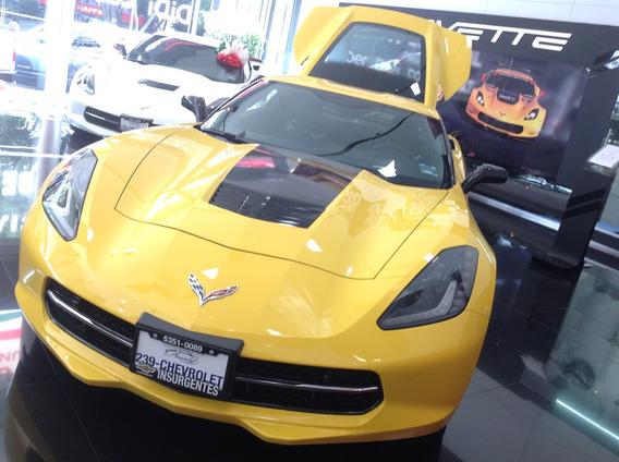 Corvette Stingray Z51 6.2 L Modelo 2019