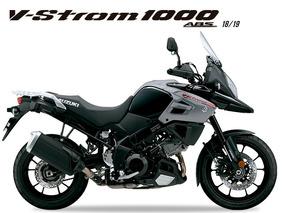 Suzuki V-strom 1000 2018/2019 Preta - 0km
