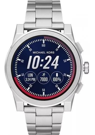 Smatwatch Michael Kors Acces Watch Mkt 5025 Prata
