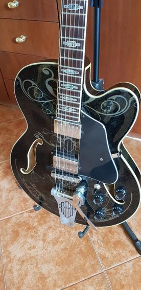 Guitarra Semi Acustica Ibanez Ardicore Asf Semi Nova