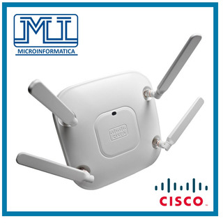Cisco Aironet 3800 Series Access Points Data Sheet - Redes y
