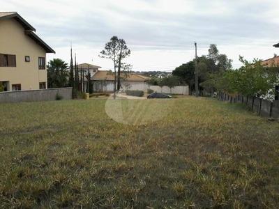 Terreno À Venda Em Loteamento Alphaville Campinas - Te185797