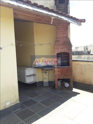 Apartamento Duplex Com 2 Dormitórios À Venda, 89 M² Por R$ 295.000,00 - Estância Balneária De Itanha - Ai8788