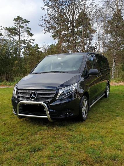 Mercedes-benz Vito Clase V 2.1-190 D 4-matic 2016 72,000 Km,