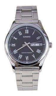Reloj Casio Mtp-v006d-7bu Calendario De Hombres