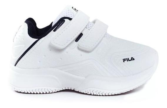 Zapatillas Fila Lugano 6.0 Niños Niñas 61k329x Locos X Vos