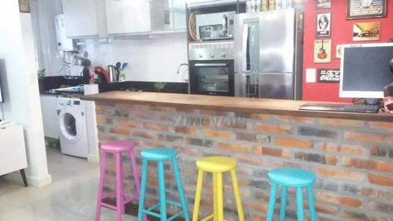 Apartamento Residencial À Venda, Pinheiro, São Leopoldo. - Ap1362