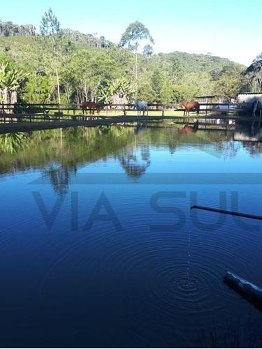 Imagem 1 de 13 de Chácara À Venda Em Juquitiba - 36 - 69200721