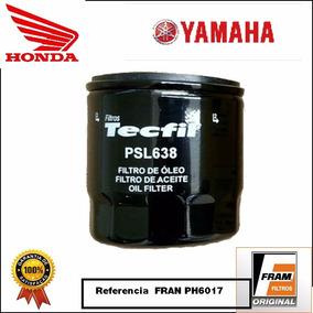 Filtro Oleo Tecfil Ph6017 Hornet/cb500/cbr600/er6n/xj6/r1
