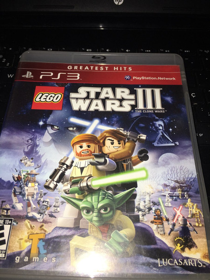 Starwars Iii Lego Ps3