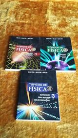 Coleção Tópicos De Física ( Ime Ita Unicamp ) Versão 2012