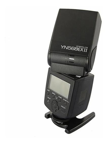 Flash Yongnuo Yn-568ex Iii Speedlite Para Câmeras Canon