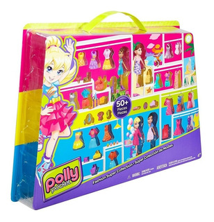 Polly Pocket Super Fashion Collection - Mattel
