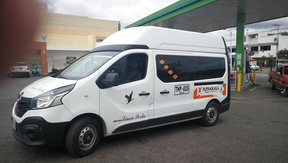 Renault Trafic Minivan Pasajeros
