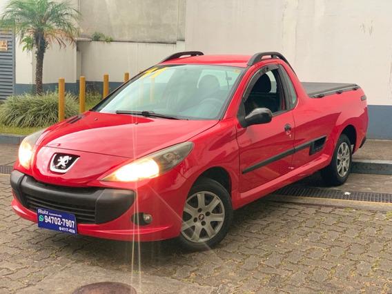 Peugeot Hoggar 1.4 X-line Flex + Direcao Mil Entrada +599mes