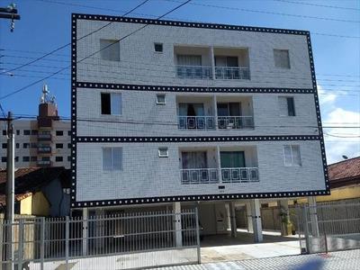 Ref.: 627 - Apartamento Em Praia Grande, No Bairro Real - 1 Dormitórios