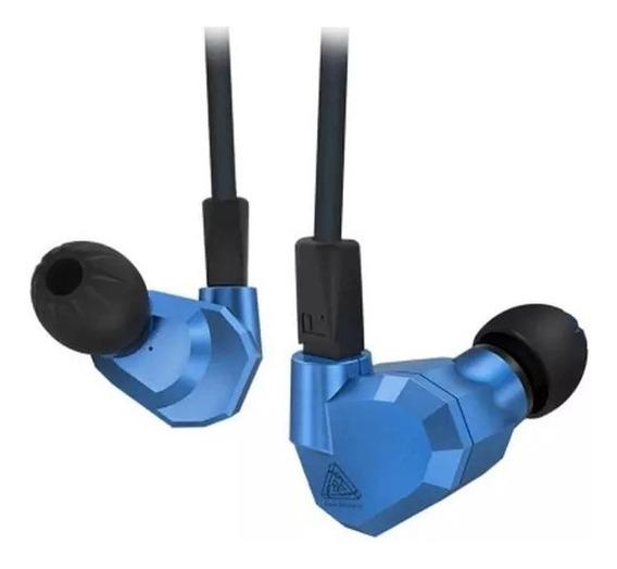 Fone In Ear Kz Zs5 - Quatro Driver