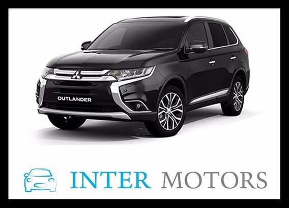 Mitsubishi New Outlander 0km Aut.4x2 Y 4x4 Intermotors