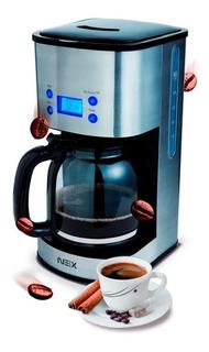 Cafetera Goteo Modelo Cm3500 Marca Nex 100% Original