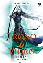 Trono De Vidro - Herdeira Do Fogo Vol.3 Sarah J. Maas