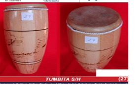 Tumbadora/ Instrumentos Musicales